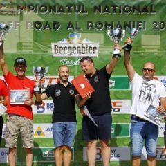 Off-road: Bistrițenii au luat caimacul etapei de la Hunedoara! Craveț și Micu sunt pe podium în clasamentul general!