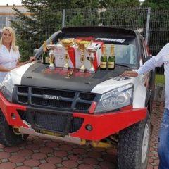 A încheiat sezonul în forță! Ioan Șomodean, campion național la rally-raid!
