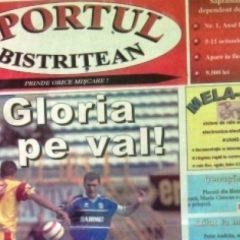 Sportul bistrițean împlinește 13 ani! Uimește-te cum arăta și cine semna la prima ediție! (FOTO)