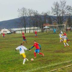 Fotbal, juniori: Din nou egal în derby-ul bistrițean!