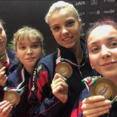 Tenis de masă: Tania Plăian, bronz cu România la mondialele de juniori!