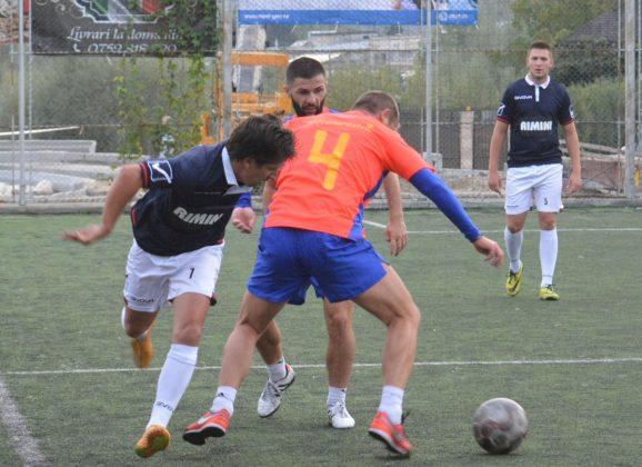 Sintetic, Liga I: Rimini iartă, dar nu uită! Shadows Arcalia sparge ghinionul!