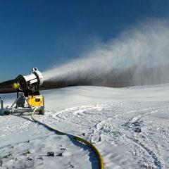 De marți se deschide pârtia! Program special, zăpadă bună!