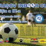 Fotbal: Ardeal BN și Viitorul Năsăud, rezultate bune la Brașov Indoor Cup!