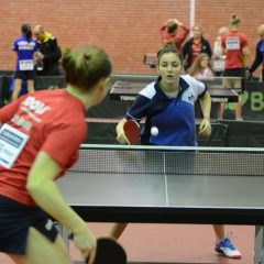 Tenis de masă: Bozga ar fi fost mândru! Copiii lui au fost tari la Cupa Bistrița! (FOTO)