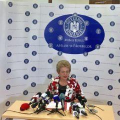 Declarația incredibilă a lui Klaus Iohannis în privința tăierile ilegale de păduri: defrișările ilegale sunt sub control și datorită legii promovate de fostul ministru Doina Pană