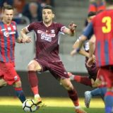 "Un bistrițean, titular în derby-ul Steaua-Rapid! ""M-am simțit fotbalist!"""