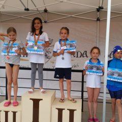 Înot: 31 de medalii pentru CS Tibi la Cupa Salina Turda
