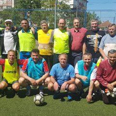 Amintiri din epoca de aur a fotbalului bistrițean! Ghiță Hurloi, invitat special!