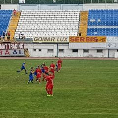 Fotbal, Under 15: Juniorii lui Săsărman, la un pas de fazele zonale! Vezi un gol tot mai rar pe stadionul Jean Pădureanu!