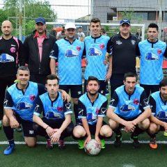 Sintetic, Liga a doua: Etapa revenirilor spectaculoase! FC Stone Team, matematic promovată în Liga I