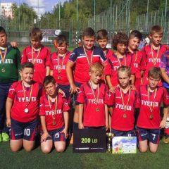 Fotbal, copii: LPS prinde podiumul la Cluj!
