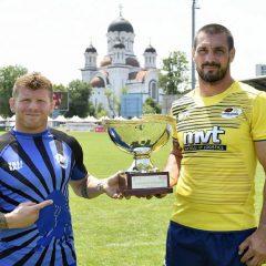 Vasile Rus, căpitan în finala Superligii de rugby! Feldrihanul e în fața titlului cu numărul 5!