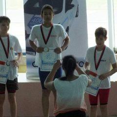 Înot:  Rezultate bune pentru CS Tibi la Baia Mare
