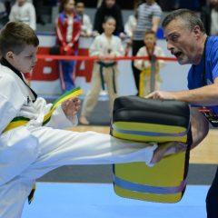 Doctor în pedagogie și instructor de taekwondo! Clubul Ilyo îl sărbătorește pe Ștefan Orban!