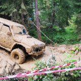 Trialul de off-road, atracția principală a ultimei zile de la Festivalul Usturoiului (FOTO/ VIDEO)