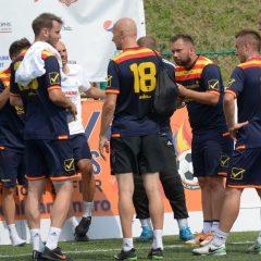 Sintetic, Turneu final, Alba Iulia: Suntem în sferturi cu Extratereștrii! Vezi rezumatele dimineții! (Foto/Video)
