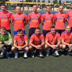 Sintetic, Turneu final, Alba Iulia: Extratereștrii s-au încălzit cu campioana Aradului!