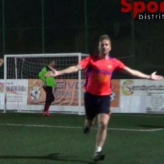 VIDEO: Bistrițenii sunt în final four-ul minifotbalului din România! Extratereștrii atacă semifinalele!