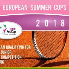"""Începe cea mai importantă competiție de tenis de câmp desfășurată vreodată la Bistrița: """"European Summer Cups"""","""