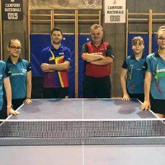 Tenis de masă: Ioana Sângeorzan, campioană europeană cu echipa României de cadete!
