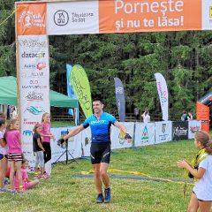 Atmosferă de vis în raiul din Călimani! Multe recorduri doborâte la Maratonul Via Maria Theresia!