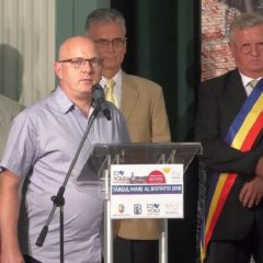 """""""Vă asigur că Berni n-o să vă dezamăgească niciodată!"""" Discurs emoționant la înmânarea titlului de cetățean de onoare!"""