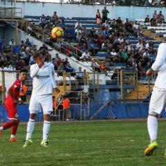 Fotbal: Gloria sparge gheața! Victorie în etapa a 3-a, 4-1 cu Gaz Metan 2! (FOTO)