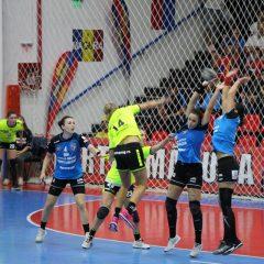Handbal: Gloria, învinsă din 7 metri la Cisnădie, în ultimele două minute