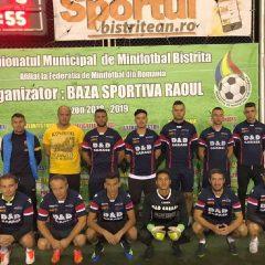Sintetic, Liga a doua: D&D Garage câştigă derby-ul! ACS Inter Bistriţa păstrează poziţia de lider!