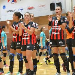 Handbal: Gloria câștigă fluierând! Victorie clară în prima etapă! (VIDEO)