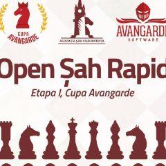 """Cupa """"Avangarde"""" la șah rapid, o premieră pentru Bistrița! Sâmbătă, de la 11.00"""