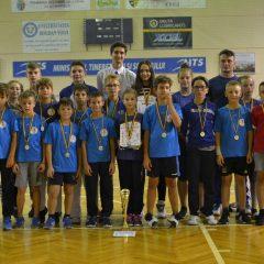 Taekwondo: CS Ilyo Bistrița, locul 1 și trofeul Transilvania la Cluj-Napoca