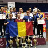 Taekwondo: Ilyo Bistrița, 12 medalii la Campionatul Balcanic
