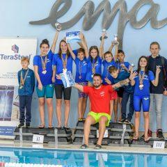 Înot: Gazdele, locul 2 la Cupa Casa Ema!