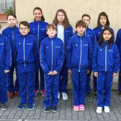 Înot: Rezultate bune pentru CS Tibi la Satu Mare și Beclean
