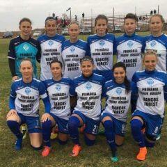 Fotbal feminin: Heniu rămâne pe podium!