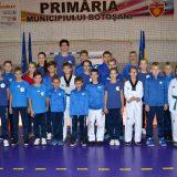 Taekwondo: Ilyo Bistrița, medalii peste medalii la 3 concursuri într-unul singur!