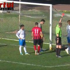 VIDEO, Fotbal: Decizii corecte la fazele controversate! Vezi rezumatul partidei Gloria – Csickszereda Miercurea Ciuc