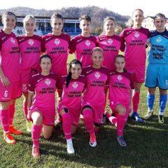 Fotbal feminin: Heniu își continuă parcursul bun în prima ligă!