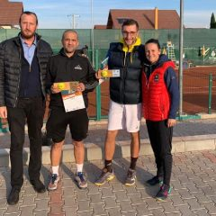 Tenis Partener: Grand Slam Tennis Club Bistrița trimite doi bistrițeni la Roma!