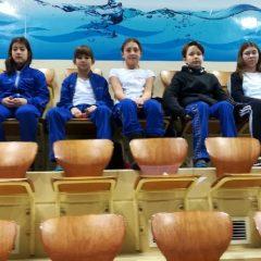 Înot: Două medalii de argint și 4 de bronz pentru CS Tibi în Ungaria la Cupa JAKED-HÓD