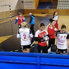 Două înfrângeri și o victorie în turneul de la Cluj-Napoca! Gloria intră modest în noul an!