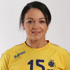 Handbal: Valentina Ardean Elisei, mai bună la națională decât la Gloria! Cum e posibil?