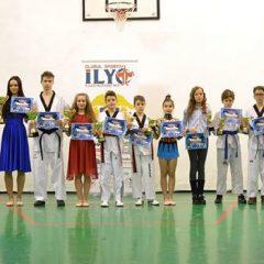 Zece ani de taekwondo la Bistrița! A avut loc gala premiilor Ilyo!
