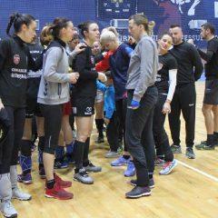 Handbal: Gloria începe anul pe repede înainte! Azi la Galați, duminică acasă, cu Brăila!