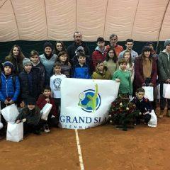 GS Tennis Club a tras linie după 2018: Un an de excepție pentru clubul bistrițean!