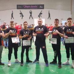 Profesional Fight Gym Bistrița intră tare în prima competiție din 2019! Șapte medalii la Timișoara
