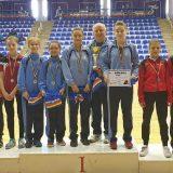 Tenis de masă: Podium pentru bistrițeni la naționalele de juniori 2