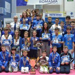 Taekwondo: CS Ilyo și-a tras partea leului din concursul de la Bistrița! 49 de medalii! (FOTO/ VIDEO)